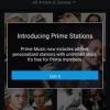 [Télécharger APK] Amazon Premium Musique Version 4.4 ajoute des stations en streaming, sans publicité et saute illimités